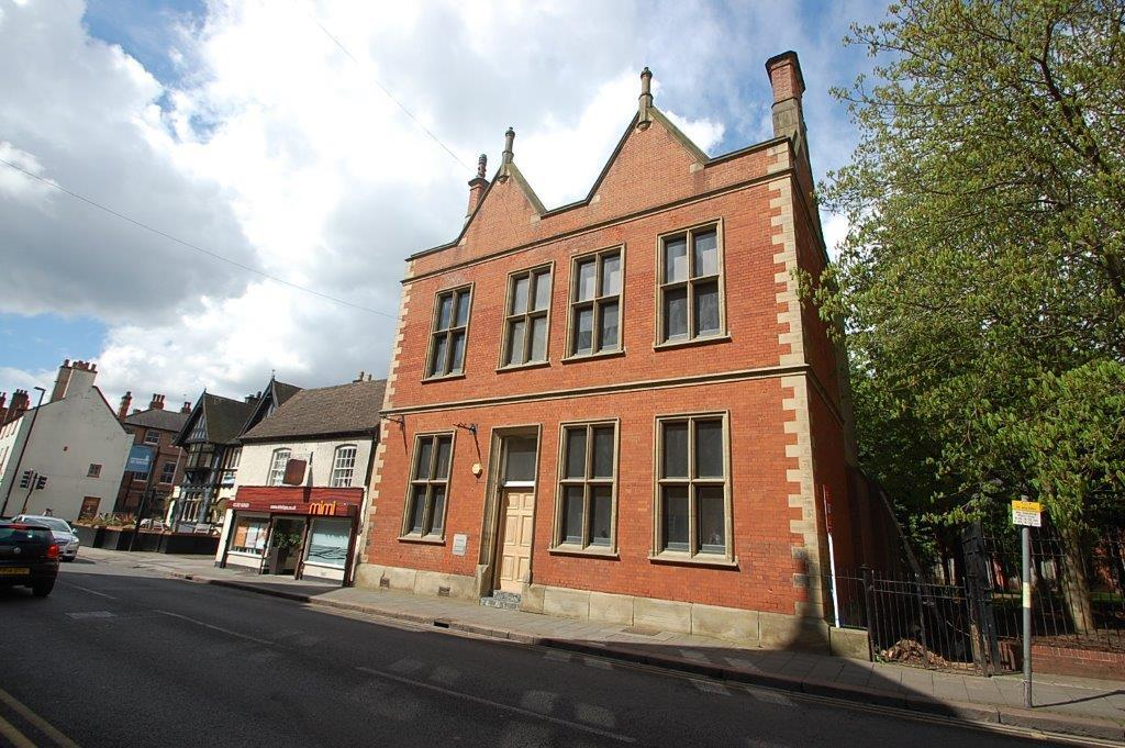1 Bedroom Apartment Flat for sale in High Street, Burton-On-Trent